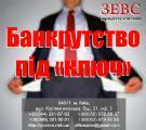 Ліквідація підприємства через процедуру банкрутства