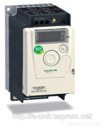Преобразователи частоты Шнайдер Электрик серии Altivar 12.