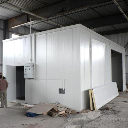 Холодильные камеры из сэндвич-панелей.Доставка,установка,гарантия.Сервисное обслуживание.