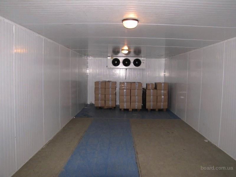 Холодильные камеры заморозки продуктов в Крыму .Проектирование,монтаж.сервис.