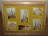 Набор кубиков и палочек для счёта из дерева