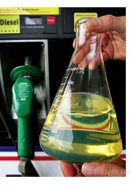 Продам дизельное топливо ЕН-590 зима