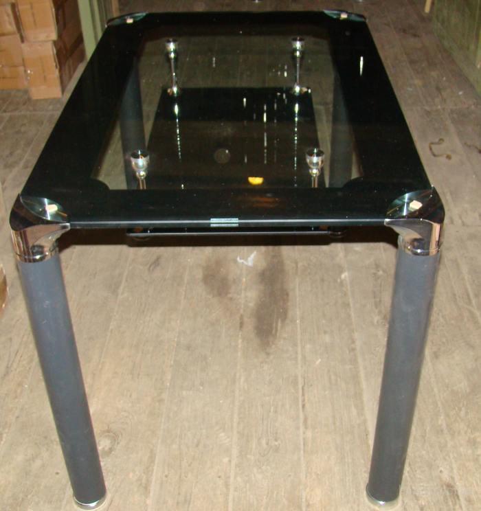 Купить стеклянный кухонный стол B206-2 ч