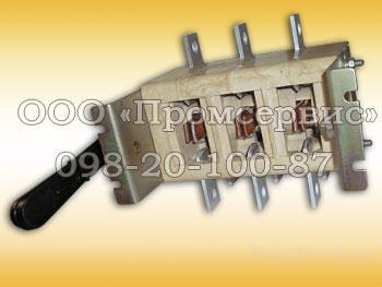 Фото (ВР32 - разрывные и перекидные рубильники от производителя.