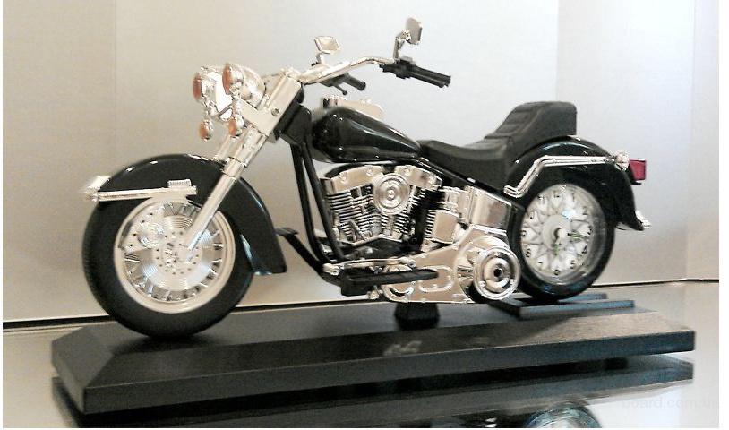 Будильник Харлей Девидсон Harley-Davidson