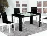 Стол стеклянный, обеденный B830 киев, купить стеклянный стол B830 киев