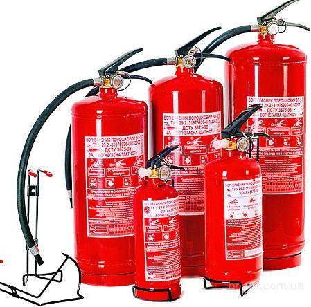 Огнетушитель порошковый ОП 5. Огнетушитель ОП-5.  Весь спектр противопожарного оборудования от завода изготовителя.
