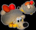 Травянчики - живая игрушка для детей и взрослых от производителя