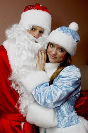Заказать Деда Мороза! Киев