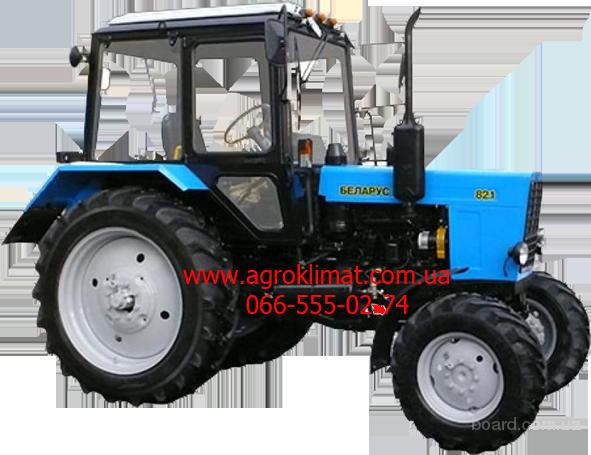 Кондиционер для трактора МТЗ в Украине - Автозапчасти и доп. оборудование.