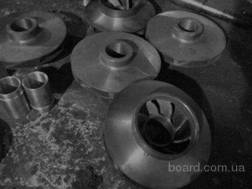 Рабочие колеса к нефтяным насосам НК