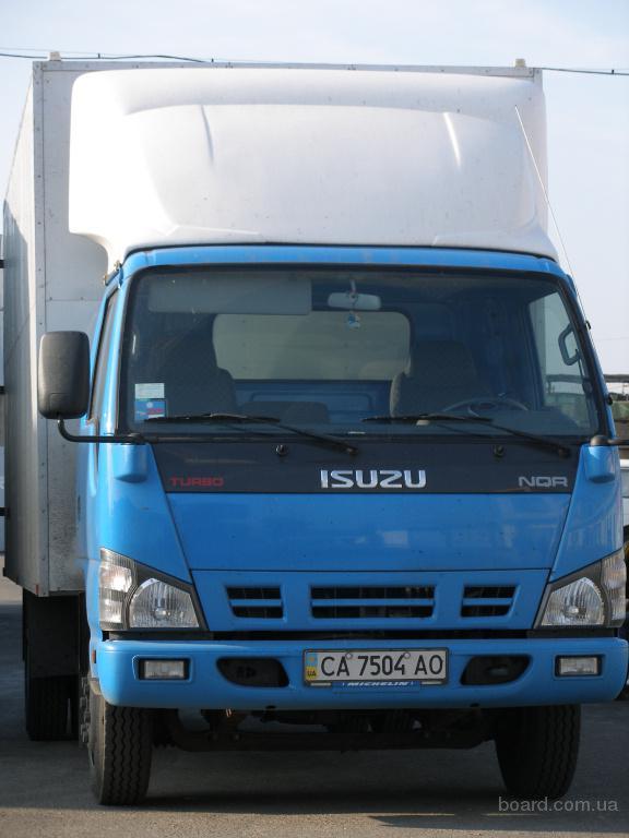 Спойлер на грузовики