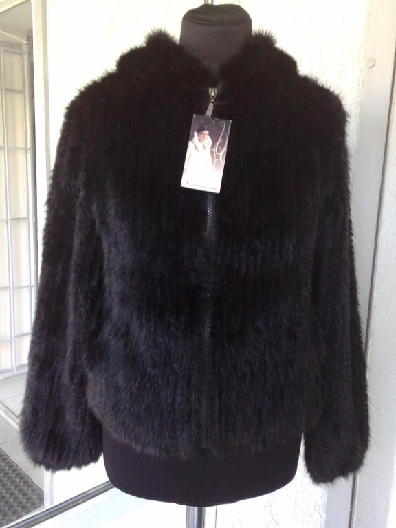 Фотографии - Меховые изделия из вязаной норки, просмотр фотографий объявления, смотреть фотографии.