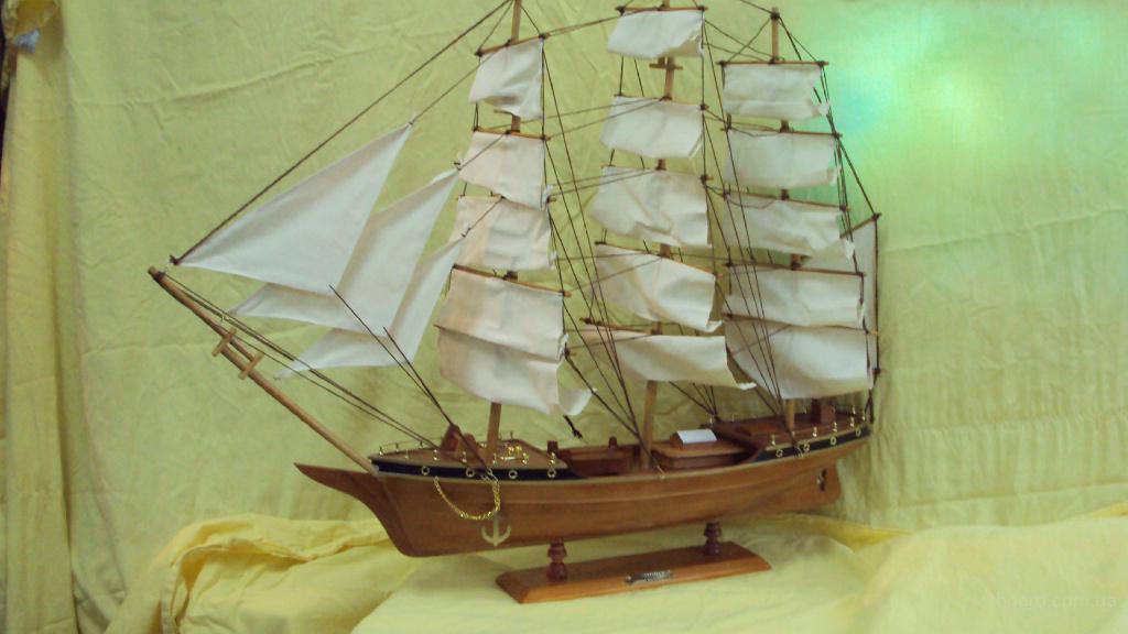 Сделать макет корабля своими руками из дерева