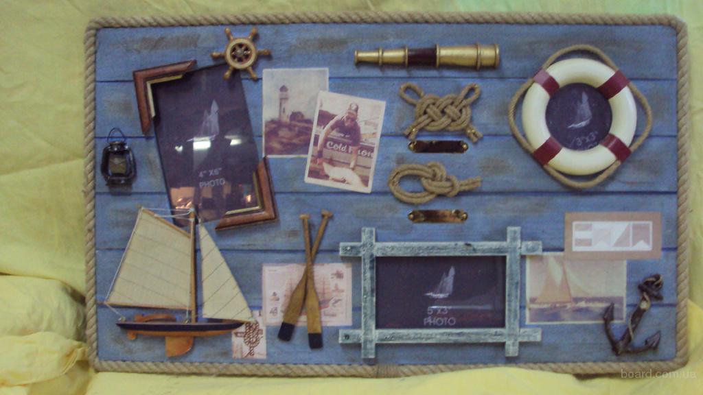 Сувениры своими руками морская тема