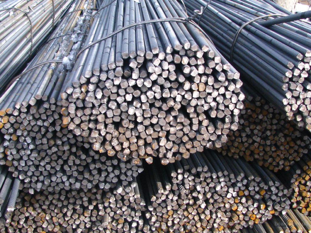 Арматура длиной 3-6 метров ,диаметр 8;10 ;12;14;16 ,20,22,25 мм со склада в Днепре. Новая. Опт и розница. Порезка.