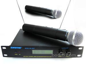 shure sm-58-2 беспроводной микрофон