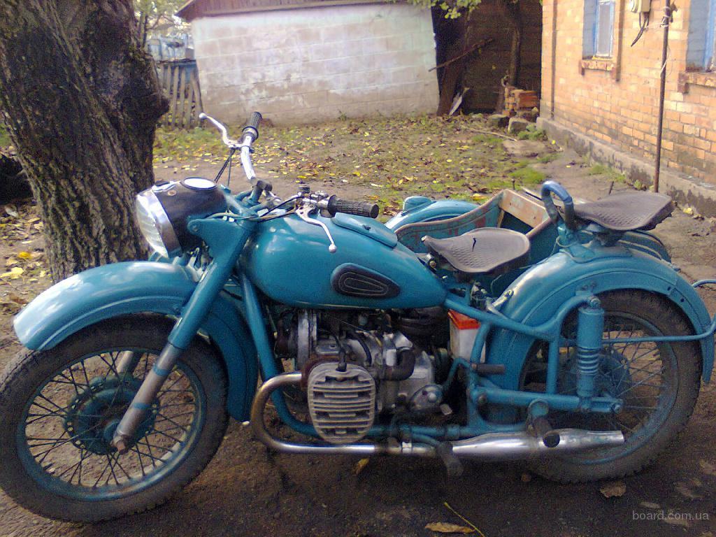 Продам мотоцикл к 750 цена 4 000 грн