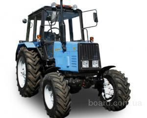 Трактор в кредит украина