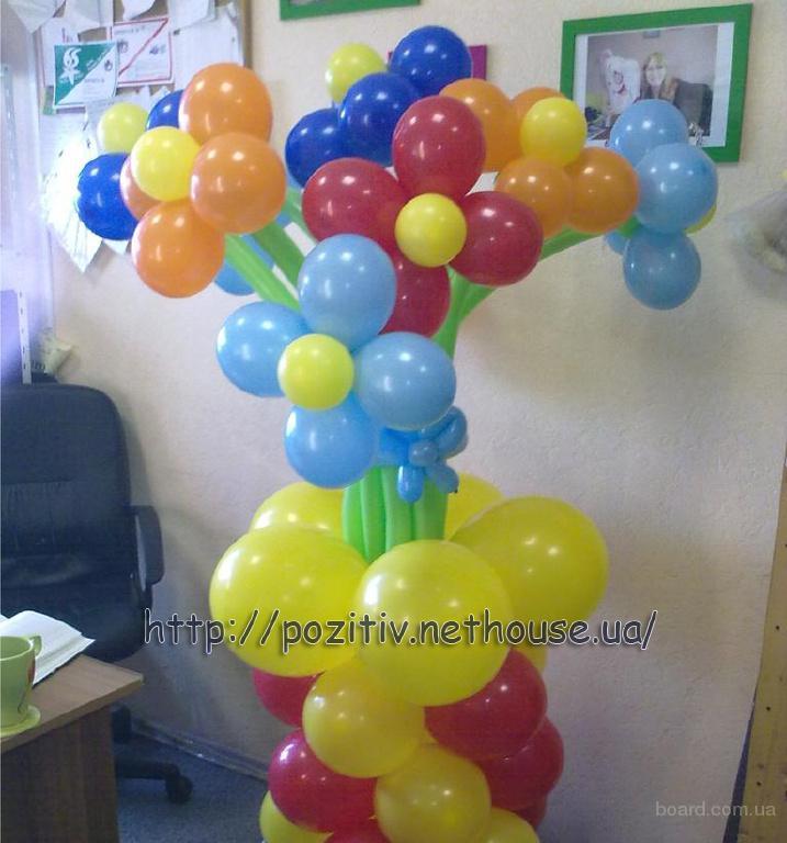 Воздушные шары.сделать