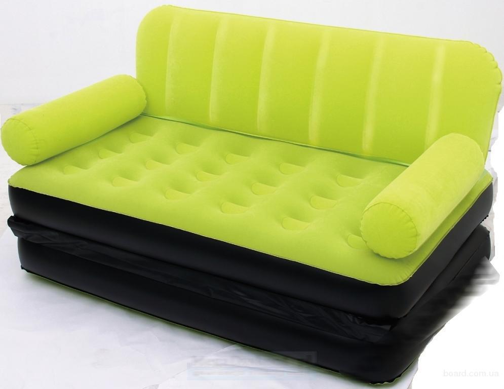 Как выбрать надувной диван