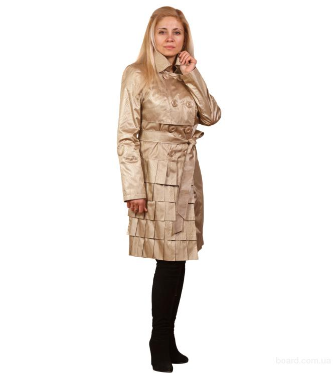 Сайт женской верхней одежды