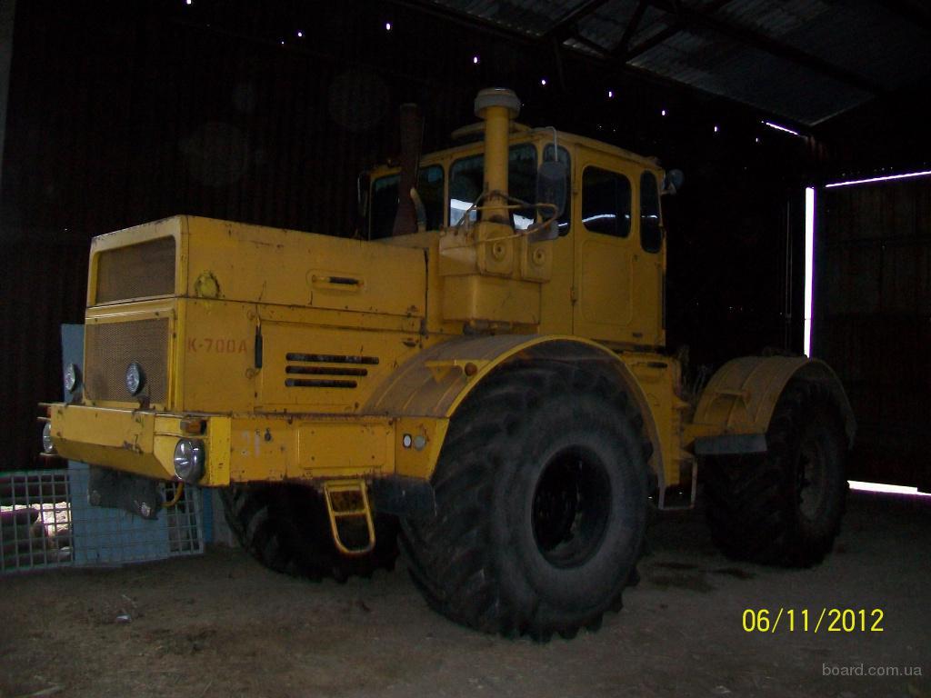 Куплю трактор Кировец К-700, К-701, К-700А, К-702, К-703
