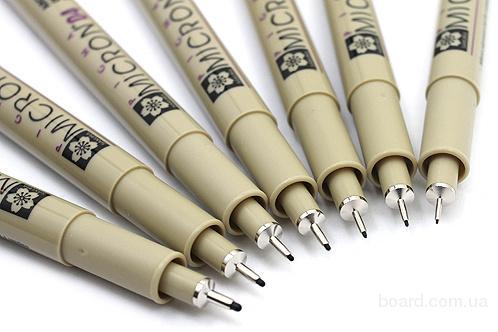 Линеры для рисования и черчения - точно удобно