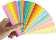 Цветная бумага Color