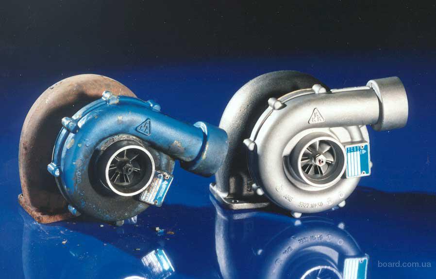 Диагностика и ремонт (восстановление) турбин (турбокомпрессоров)