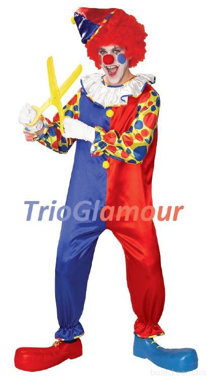 Клоун костюм своими руками фото