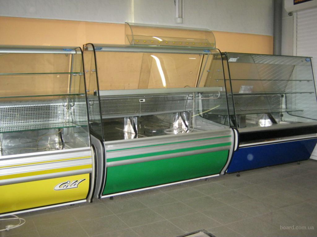 Так же продажа б/у холодильных витрин в ассортименте, шкафов