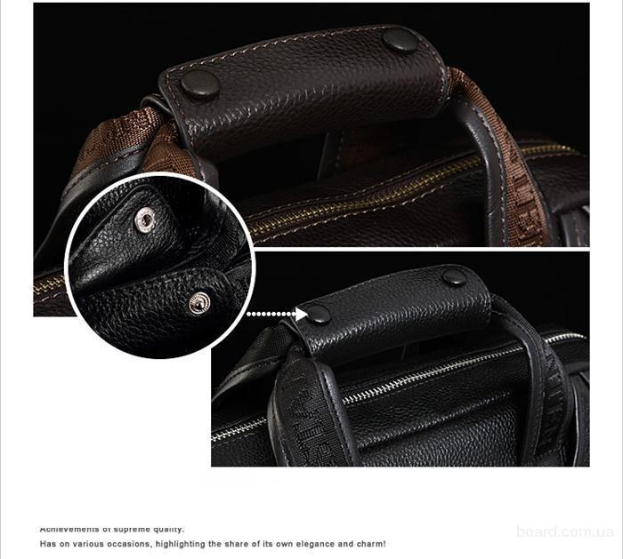 Фото: Мужские кожаные сумки - портфели.  ДЕШЕВО.  Сумки и кошельки, Украина, Киев и область, цена.