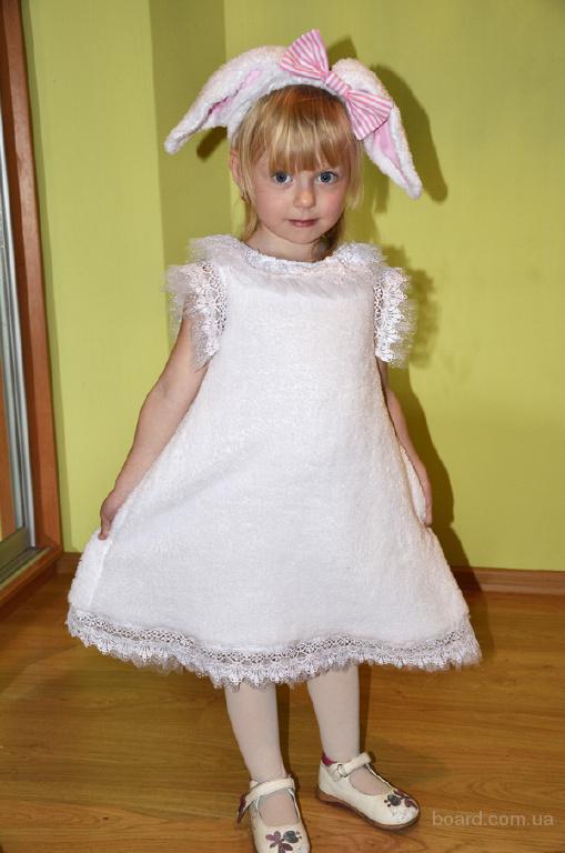 Прокат детских карнавальных костюмов в Одессе Зайка ... - photo#10