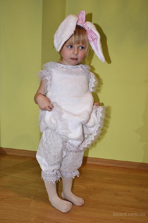 Прокат детских карнавальных костюмов в Одессе Зайка ... - photo#24