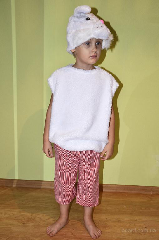 Детские карнавальные костюмы в Одессе заяц ,зайчик прокат ... - photo#11