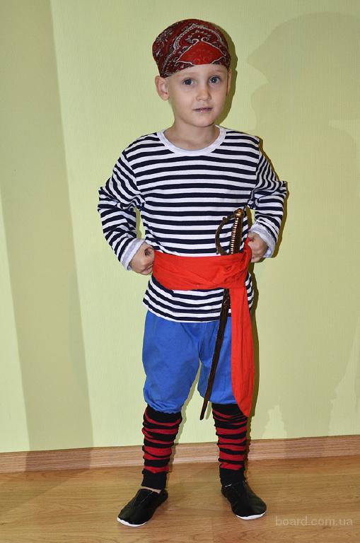 Детские карнавальные костюмы в Одессе пират прокат ... - photo#46
