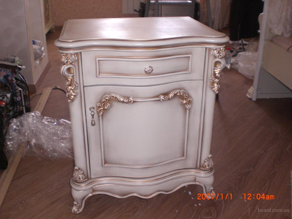 Старая лакированная мебель реставрация своими руками
