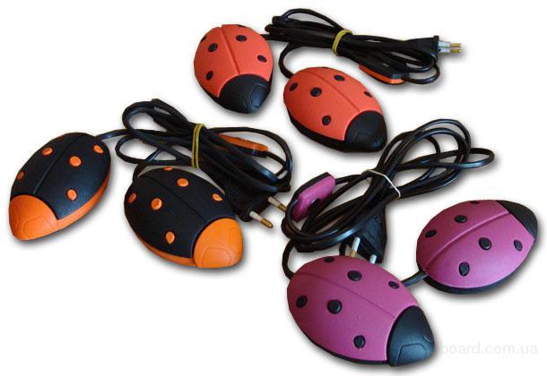 Электрическая сушилка для обуви Солнышко