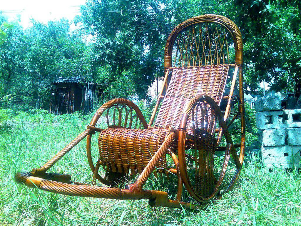 """Кресло-качалка для Великана """"Закат-4"""""""