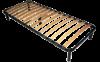 Ортопедическая каркас-кровать на буковых ламелях