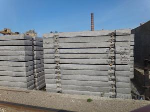 Плиты железобетонные для дорог б/у (демонтаж) с доставкой