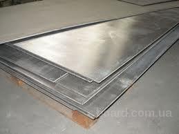 Листи алюмінієві марка Д16АТ