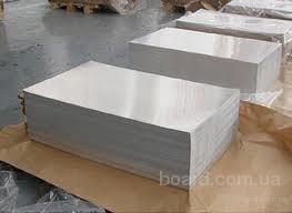 Листи алюмінієві марка АМГ
