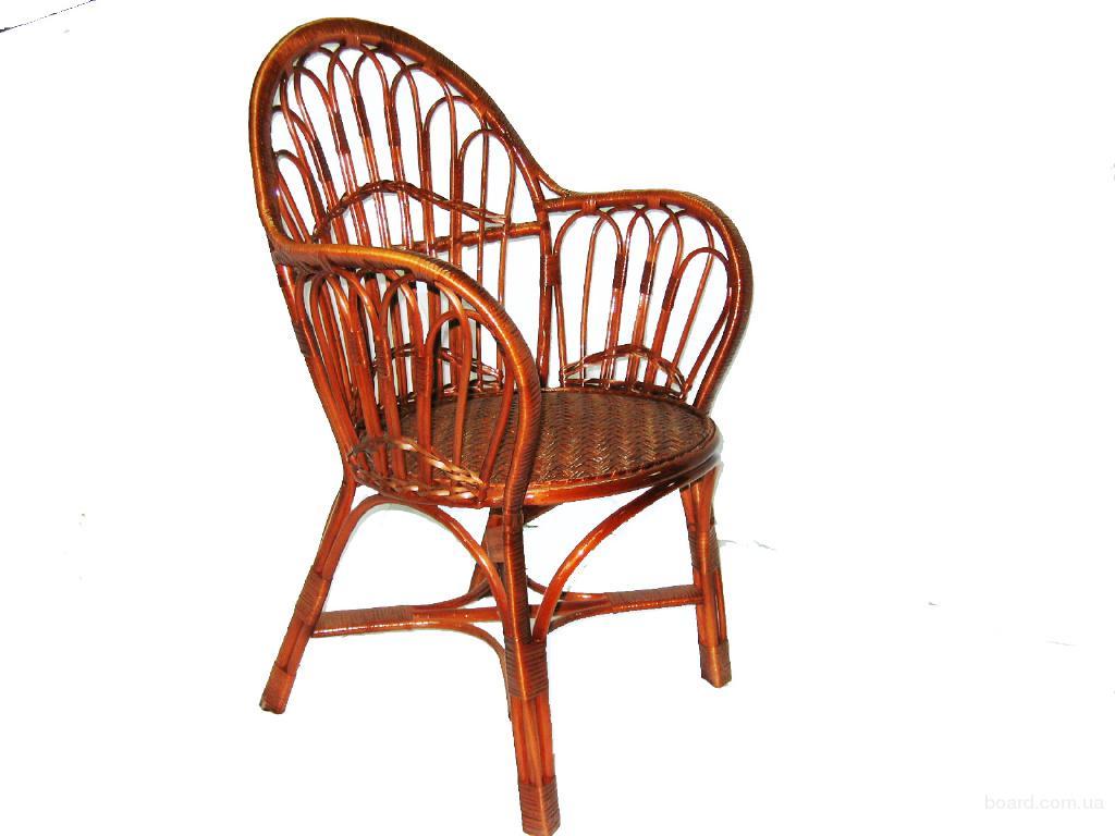 "Кресло плетеное ""Лабиринт"""