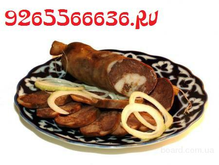 Обрати внимание.  Разделка и обвалка конского мяса такая же, как и говядины.  Для приготовления колбас используют...