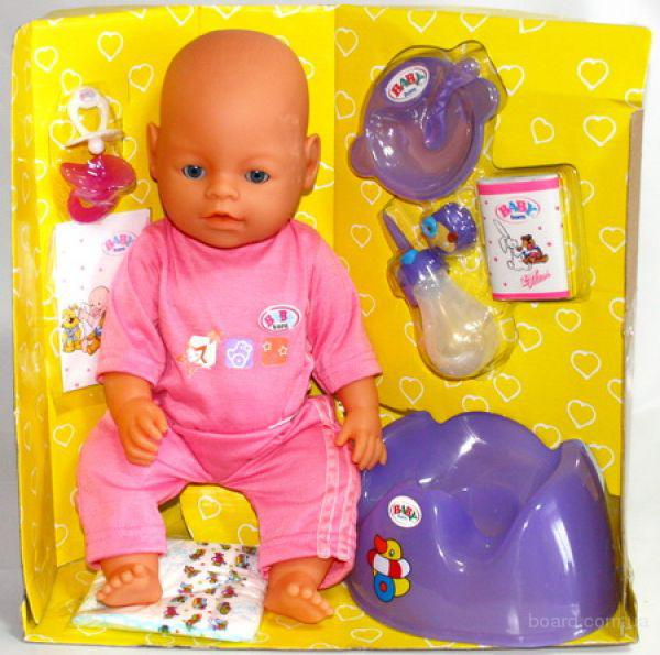 Цена 175 грн. b купить /b Кукла b Baby Born /b.
