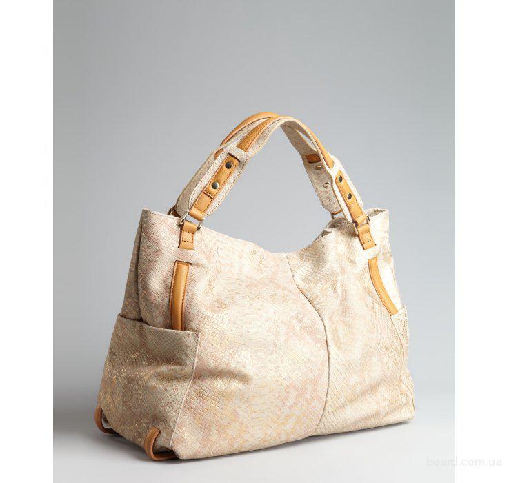 Сумка Pour La Victoire leather ''Canterbury'' ,оригинал
