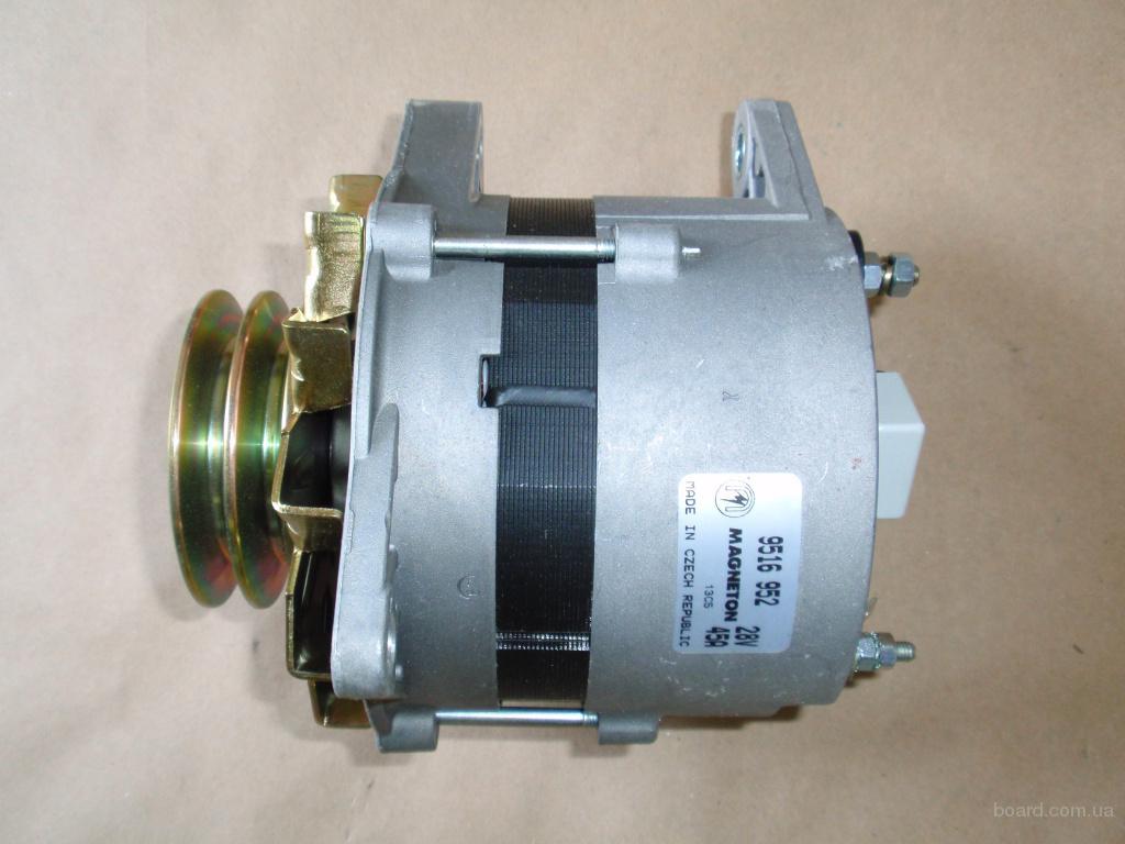 Продам генератор на КАМАЗ.  450 …