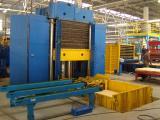Гидропресс и механизация для производства фанеры
